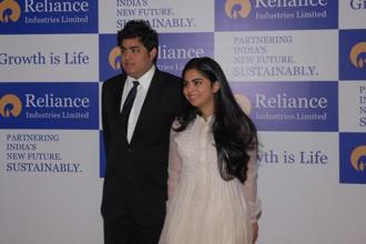Isha and Akash Ambani are being groomed as the future of Reliance Industries, as the company diversifies beyond energy and refineries into consumer-facing businesses. Photo: Hemant Mishra/Mint