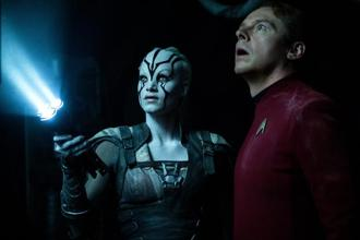 A still from 'Star Trek Beyond'. The 13th instalment of the popular American science fiction franchise will hit Indian screens on 22 July.