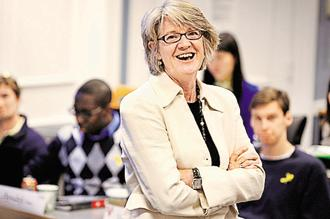 Jeanne Liedtka, professor of strategy at University of Virginia's Darden School of Business.