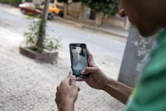 "The developer said AR ""can enhance the things we already do to get out of the house,"" and wanted Pokemon Go to encourage people to go outdoors, be active and meet new people.  Photo: AP"