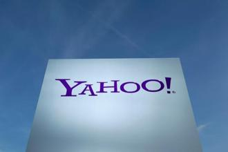 Yahoo is the fourth most visited website in the world today.  Photo: Reuters