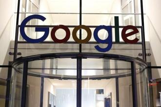 Growth in Google's cloud-computing and corporate software businesses drove the gains. Photo: Reuters