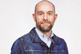 Charles Hayes, partner at IDEO and managing director of IDEO China.