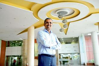 Ganesh Ayyar says digitally savvy companies that are successful in today's markets have two traits in common—one, the rate at which they act and react to market; and two, a higher innovation quotient than their competitors. Photo: Hemant Mishra/Mint