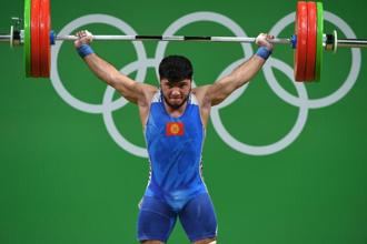 Izzat Artykov, from Kyrgyzstan, tested positive for strychnine after placing third in the men's 69kg category, with the international federation and the IOC in charge of redistributing his medal.