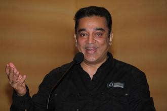 File photo. Kamal Haasan, a Padma Bhushan awardee, got the Henri Langlois Award for his contribution to cinema earlier this year.