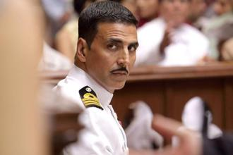 A still from Rustom. After the three Khans, Akshay Kumar has become the actor whose films are most likely to open big.