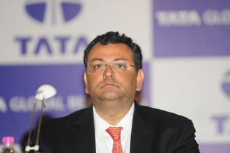 Tata Group chairman Cyrus Mistry. Photo: Indranil Bhoumik/ Mint