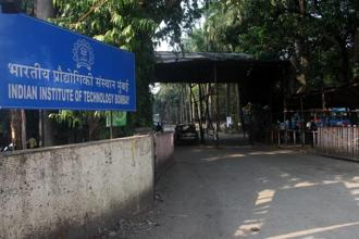 The companies are blacklisted for a year, IIT-B said in a statement. Photo: HT