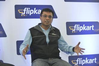 Flipkart co-founder Sachin Bansal. Photo: Hemant Mishra/Mint