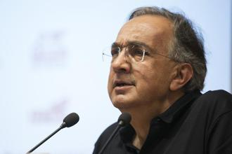 Sergio Marchionne, chief executive officer of Fiat Chrysler Automobiles NV. Photo: Bloomberg