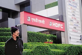 HDFC had raised Rs3,000 crore through rupee-denominated offshore bonds in July this year. The funds were raised at a fixed semi-annual coupon of 7.875% per annum and had a tenor of three years and a month. Photo: Pradeep Gaur/Mint