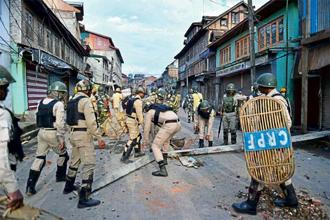 Kashmir is witnessing one of the worst periods of unrest in recent times. Photo: Sajjad Hussain/AFP