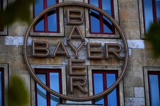Bayer's dermatology products include the eczema treatment Desonate and Finacea for rosacea. Photo: AFP