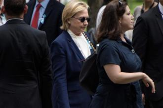 videos politics hillary clinton leaves event early rscnn