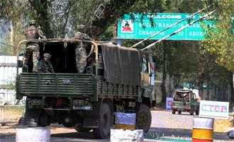 The four terrorists who stormed the Uri army base on Sunday killing 18 soldiers belonged to Lashkar-e-Toiba. Photo: PTI