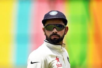 India will play its 500th Test in Kanpur against New Zealand, starting Thursday as Virat Kohli's team begin their quest to regain the top spot in the world rankings. Photo: AFP