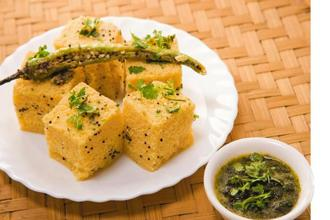 'Dhokla', the Gujarati snack. Photo: iStock