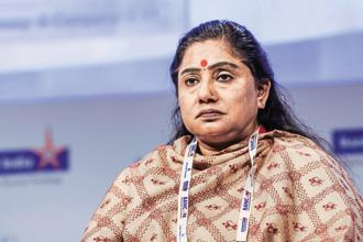 Former executive director of Canara Bank and chairperson and managing director of United Bank of India Archana Bhargava. Photo: Bloomberg