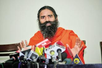 Patanjali is also in the process of setting units in Madhya Pradesh, Assam, Maharashtra and Jammu and Kashmir, besides another plant in the drought-hit area of Bundelkhand region of UP. Photo: Pradeep Gaur/Mint