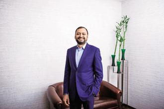 Vishal Nevatia, founder and managing partner at IVFA. Photo: Aniruddha Chowdhury/Mint