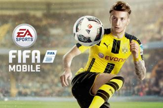 'FIFA Mobile' has been developed to run better on phones with limited storage, small screen and slow broadband speed.