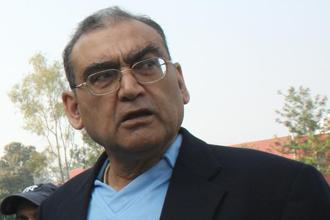 A file photo of retired Supreme Court judge justice Markandey Katju.