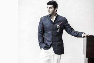 Arjun Kapoor believes the future lies in start-ups. Photo: Gareth Cattermole/Getty Images