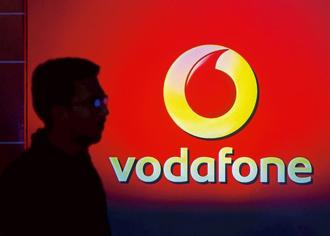 Vodafone said it was hit by an impairment charge of €6.4 billion 'in respect of the group's investment in India'. Photo: Reuters