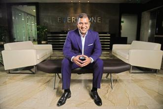Everstone Capital co-founder Sameer Sain. Photo: Abhijit Bhatlekar/Mint