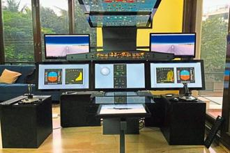 AerX Labs is the first Indian company to build from scratch their own flight simulators, which are used to train pilots and engineers
