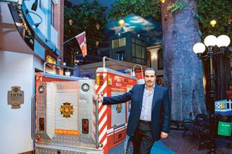 Xavier López Ancona says KidZania teaches children in a fun, interactive and engaging way about why the government asks for taxes. Photo: Aniruddha Chowdhury/Mint