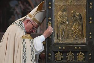 "Pope Francis had already temporarily granted the power to all priests to give what is known as ""sacramental absolution"" for abortion during the Holy Year. Photo: AFP"