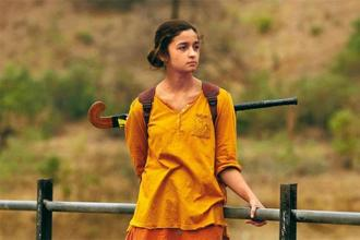 Alia Bhatt in a still from 'Udta Punjab'