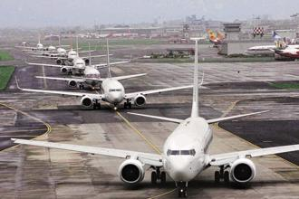 Airlines think that levying of Rs50 per passenger Udan cess may dampen the already declining demand. Photo: HT