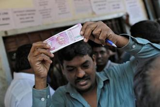 Maharashtra has rejected a demand by government employees for two months salary in cash. Photo: Reuters