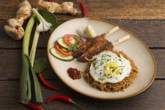 Nasi Goreng at Capital Kitchen
