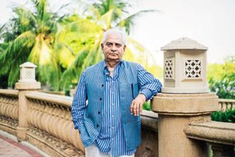 Sholay director Ramesh Sippy. Liberalization brought about the transition from single-screen theatres to multiplexes, but along with it came steep ticket prices, which put cinema out of the reach of many. Photo: Aniruddha Chowdhury/Mint