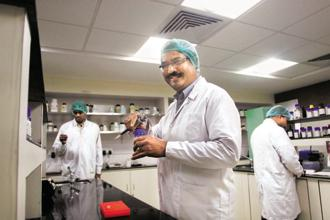 Set up by Krishna Ella, Hyderabad-based Bharat Biotech has 50 global patents to its name, of which five are for new molecules.