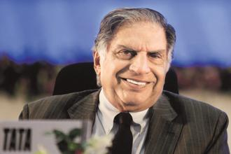 A file photo of Ratan Tata.  Photo: Reuters