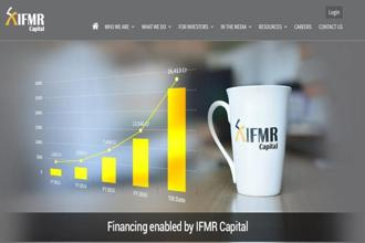 The latest fundraising by IFMR Capital follows a $25 million investment in November by Eight Roads Ventures, the proprietary investment arm of Fidelity International Ltd.