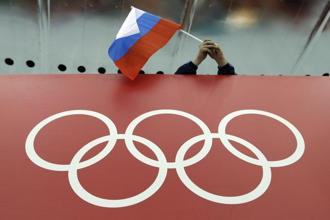 Russia won five medals, including one gold, in men's cross-country skiing on home snow at Sochi. Photo: AP