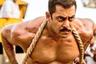 Salman Khan in a still from 'Sultan'. Khan's signature Eid release was the biggest hit of the year, making more than Rs300 crore in domestic collections alone.