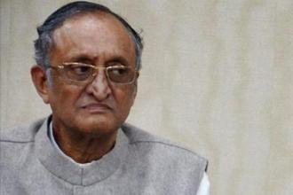 West Bengal finance minister Amit Mitra says there is 'financial emergency and 'political environment of fear' in the country. Photo: PTI