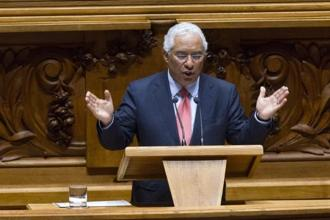 Portugal's Prime Minister António Costa will visit India between 7 and 11 January to woo investors. Photo: AFP