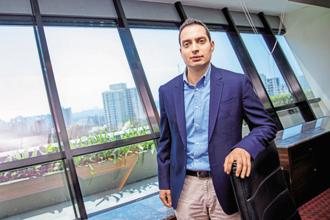 Jason Kothari stepped down as Housing.com CEO after the real estate start-up merged with PropTiger on Tuesday. Photo: Aniruddha Chowhdury/Mint
