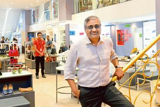Within two weeks of the demonetisation announcement, Future Group CEO Kishore Biyani wrote to mall developers seeking reduced rentals. Photo: Hemant Mishra/Mint