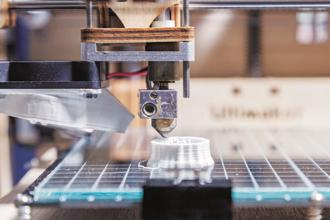Global spending on 3D printing is forecast to grow at a compound annual growth rate of 22.3%. Photo: iStockphoto