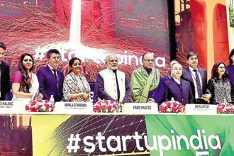 The cabinet cleared the Fund of Funds for Start-ups  under the Small Industries Development Bank of India in June as part of the Start-up India Action Plan unveiled by Prime Minister Narendra Modi in January 2016. Photo: PTI