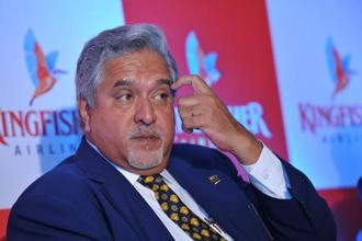 Vijay Mallya and his firms—the defunct Kingfisher Airlines, United Breweries and Kingfisher Finvest—are liable to pay the money that, together with interest, adds up to more than Rs9,000 crore. Photo: Mint